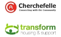 Transform and Cherchefelle logos
