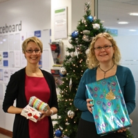 Giving Tree Supports Transform Clients